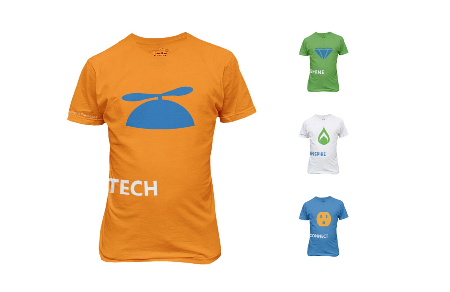 microsoft dope shirts