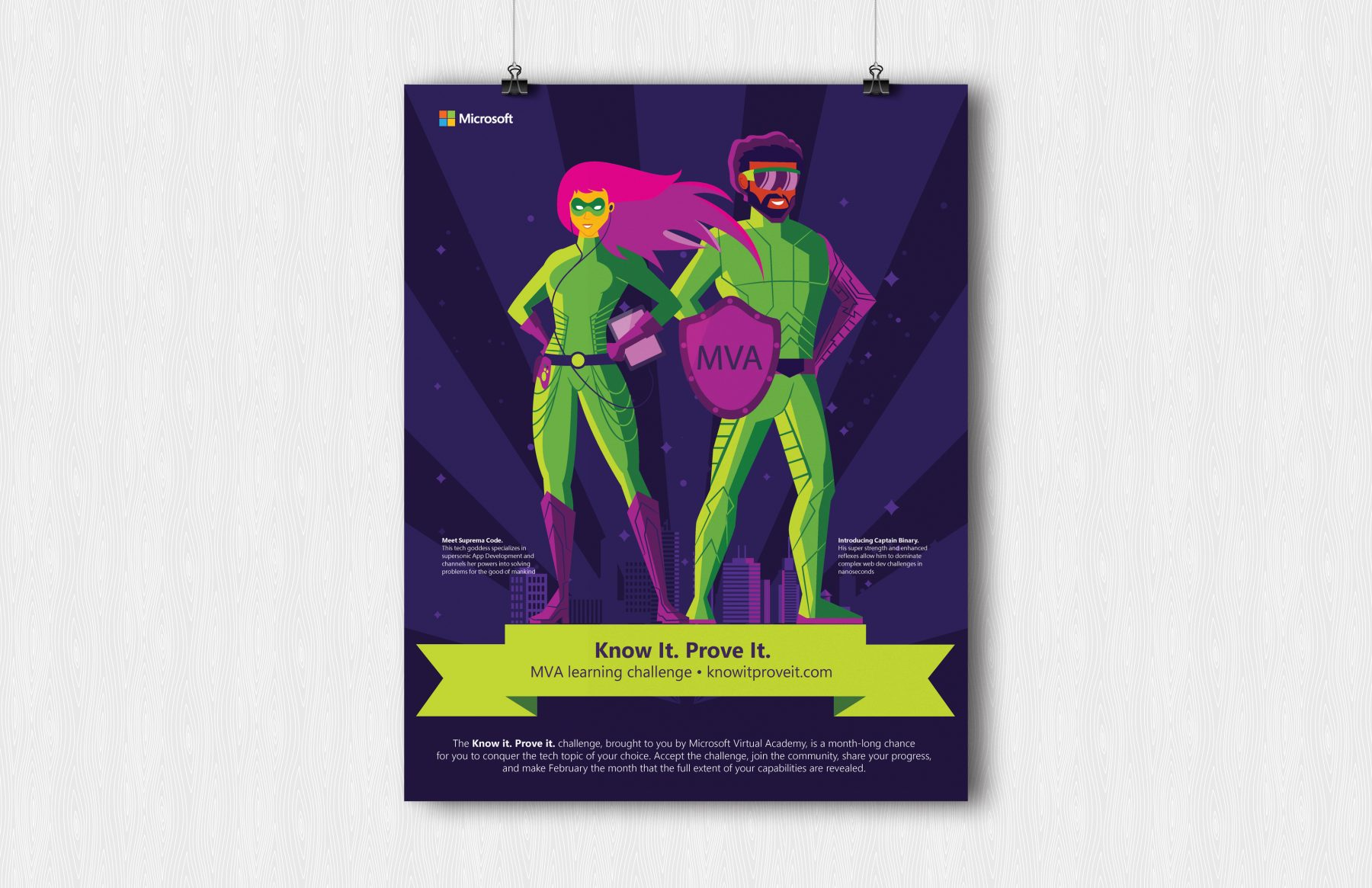 microsoft kipi duo poster
