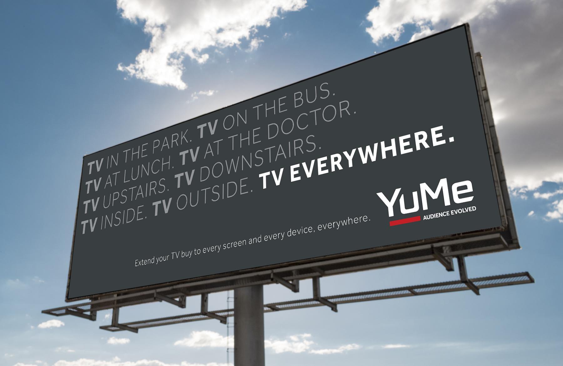 yume everywhere billboard